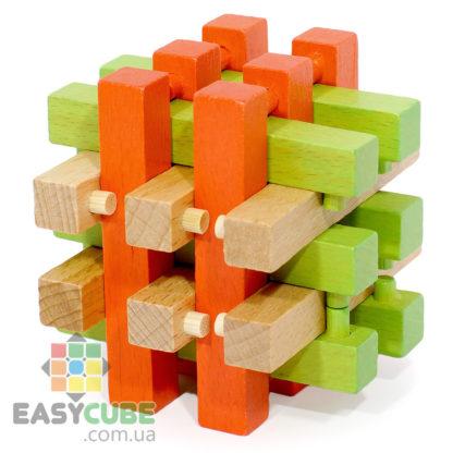Купить Деревянную Лего-головоломку в Украине - низкие цены и доставка по все стране