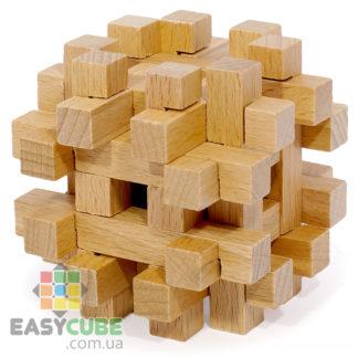 Купить Симметричный-айсберг (деревянная головоломка) в Украине недорого