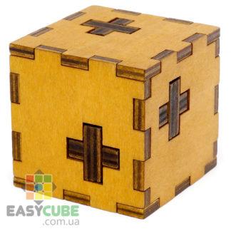 Деревянный кубик-пазлы (деревянная головоломка) в Украине - низкие цены - EasyCube