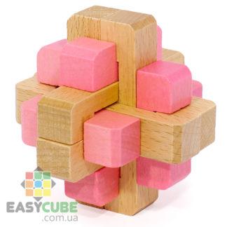 Купить Двухцветный Логист Танграм (деревянная головоломка) в Украине недорого