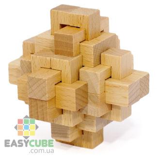 Kong Ming Lock 3D (деревянная головоломка) в Украине недорого