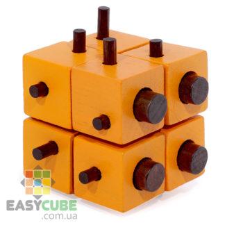 Кубик-Монтессори (деревянная головоломка) в Украине недорого - интерент-магазин EasyCube