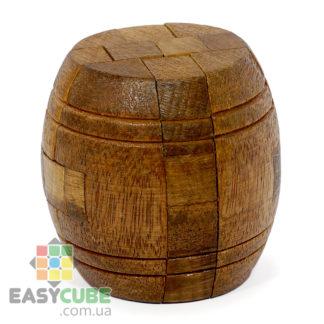Купить Винный бочонок 3D (деревянная головоломка) в Украине по доступной цене
