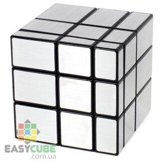 Купить JS Youpin Mirror Cube 3х3 (серебряный) - зеркальный кубик Рубика в Украине по низкой цене