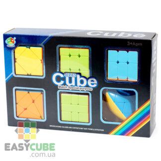 Купить подарочный набор головоломок FanXin (6 видов) в Украине