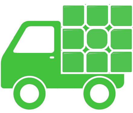 Быстрая доставка кубиков Рубика по всей территории Украины